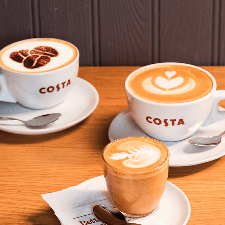 costa coffee westend shopping. Black Bedroom Furniture Sets. Home Design Ideas
