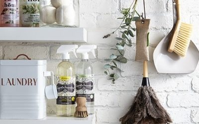 CLEANER GREENER LIVING WITH HOMESENSE