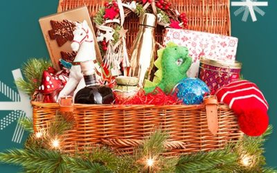 CREATE THE PERFECT CHRISTMAS HAMPER WITH HOMESENSE