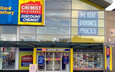CHEMIST WAREHOUSE NOW OPEN