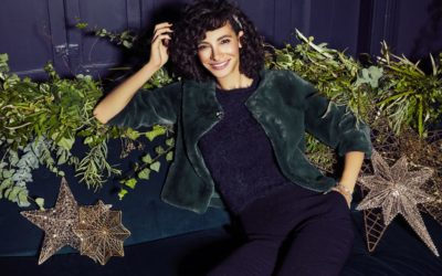 TIME TO SPARKLE WITH LAURA ASHLEY