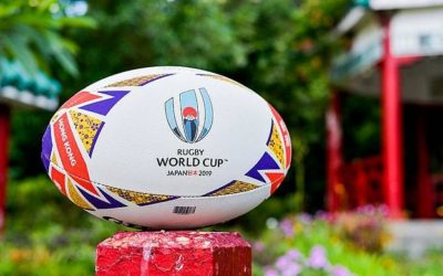 RUGBY WORLD CUP LIVE AT THE GREAT WOOD