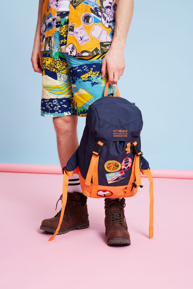 KIT NEALE EXCLUSIVE FOR MOUNTAIN WAREHOUSE