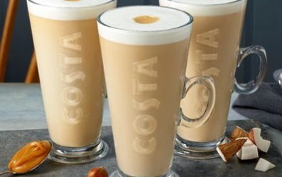 LATTE+ FROM COSTA COFFEE