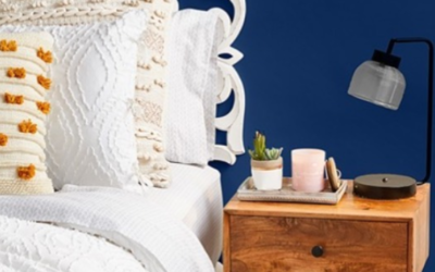 MAKE THAT DREAMY BEDROOM REAL WITH HOMESENSE