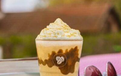COSTA COFFEE'S NEW GOLDEN CARAMEL RANGE